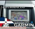 Activacion de GPS Garmin NUVI 50LMT, Dominicana