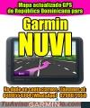 Mapa actualizado GPS RD para Garmin NUVI.