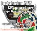 DVD Actualizacion GPS Mapa Dominicano para Auto
