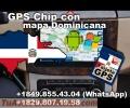 GPS Mapa Dominicana, GPS chip para los auto radios