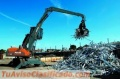 Compra de equipo caminero, maquinarias industriales, transportes de toda clase obsoletos