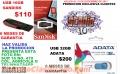 PROMOCION EN MEMORIAS MICRO SD Y USB