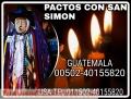 NAHUAL CURANDERO PACTADO CON EL PODEROSO SAN SIMON 011502-40155820