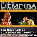BRUJERIA DE CURAREN HONDURAS 0050240359748