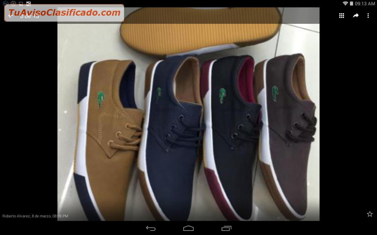 50bed43d Zapatos deportivos y casuales para Caballeros. Talla 39 a 43 - Rop...