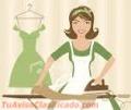 Servicio de Domestica por Hora. Limpio, cocino, cuido niños