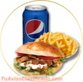 Un menu super diferente kebab guadalajara