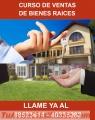 Curso de ventas de bienes raíces $50,00