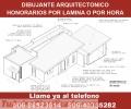 Dibujante arquitectónico 15 años de experiencia