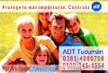 Contratar ADT Alarmas en Tucumán   0381-4080708  0$ Instalación