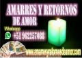 EMBRUJOS DE AMOR, AMARRES Y RETORNOS DEL SER AMADO