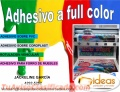 VINIL ADHESIVO A FULL COLOR