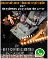 Brujo del amor , 00502 54264985