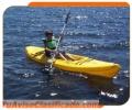 Kayak para una persona