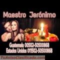 BRUJO JERONIMO, EXPERTO EN AMARRES PARA ENAMORAR 00502-50500868