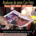 PODEROSAS ATADURAS DE AMOR CON FOTO BRUJOS SHAIRA Y JAIR 00502-50552695 / 00502-46920936