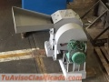 Molino minero tipo Hidrojet con motor de 25 HP Induminca