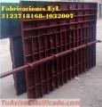 Ventas de formaleta metalica para muros o columnas