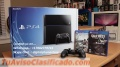 Sony Playstation 4 8GB HDD 500GB (Whatsapp +17082779741)