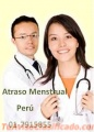 Atraso Menstrual 7915855 Ayuda Médica San Miguel / Lima