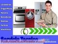 Reparacion en refrigeracion electrodomesticos y pantallas