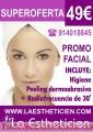 El Mejor Tratamiento Facial 49€