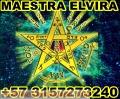 BRUJA VIDENTE ELVIRA AMARRO  AL SER AMADO TRABAJOS 100% GARANTIZADOS LLAMA YA 3157273240