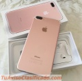 Iphone 7s 256gb rose pink at $350usd
