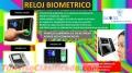 RELOJ BIOMETRICO /INCOTEL/SAN  MIGUEL