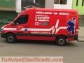 SERVICIO DE AMBULANCIAS - vIA MEDICA