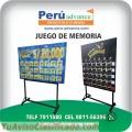 TABLERO DE MEMORIA