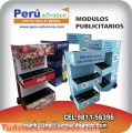 Venta de MODULOS PUBLICITARIOS TIPO E