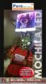 PERU ADVANCE 2019 mochilas publicitarias led