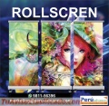 ROLL SCREEN PERU ADVANCE