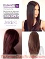 Alisa tu cabello y reduce el volumen con este tratamiento