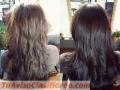 Champú para remover residuos que dañan el cabello