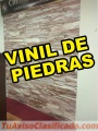 PEGADO DE VINIL EN PARED VIDRIO METAL MADERA PISO