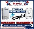 Terma Rotoplas - reparacion y mantenimiento por profesionales (( tecnico en los olivos))