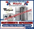 Aqui - servicio tecnico whirlpool - reparacion inmediata de lavadora.