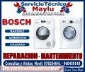 Mantenimiento de lavadora bosch en el agustino