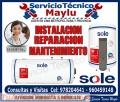 Servicio especializado ** calentadores ** solé , san juan de miraflores = 01-4804581