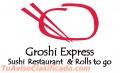 Groshi Queretaro Sushi Express
