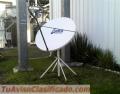 Internet Satelital Mexico VSAT 10MB