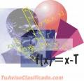 Clases de Fisica y Matematicas