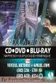Impresiones CD, DVD, BLU-RAY, duplicado y maquila de discos.