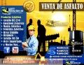 VENTA DE EMULCION ASFALTICA 100% PURO  EN PIURA CAJAMARCA