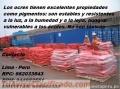 SUPER VENTA DE OCRE IMPORTADO BAYER Y NACIONAL CON RUC 20601918618