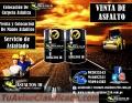 SUPER VENTA CEMENTO ASFALTICO PEN 60-70 X CILINDROS X CISTERNA  CALIDAD Y GARANTIA