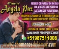 AMARRES DE PAREJAS A CARGO DE ANGELA PAZ