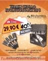 Pack de cepillos por solo 29,90 euros